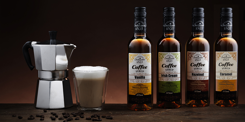 Banner Coffee Syrups